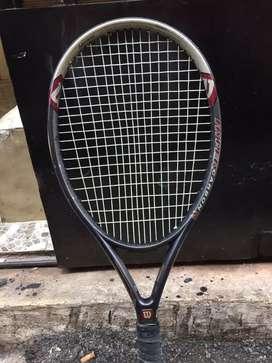 raket tenis wilson hyper hammer 3.3