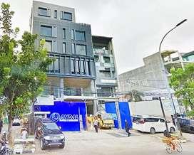 Tanah 1000 Meter Ijin Hotel Bintang 3 Level 8 Lantai Jogja Kota