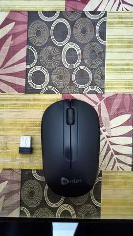 Wireless Mouse Enter