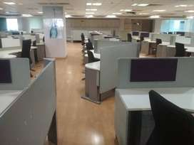 3100 sq.ft fully furnished commercial office space rent in Silk Board