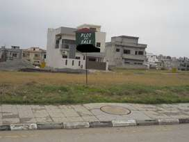 Plot in Capital Enclave (Jinnah Garden)