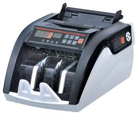 Cash counting machine Fake Note 100% Detector New Box Pack.