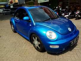 Vw beetle 2.0 tahun 2000 matic antik