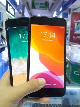 PROMO Iphone 7 plus 128gb All normal original mulus bergaransi!! -Rz