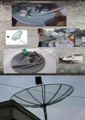 Parabola bikin tv jernih bebas bulanan sleman