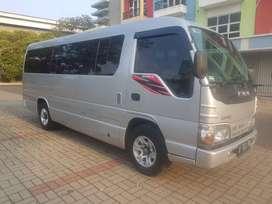 isuzu elf microbus NKR 55  LWB. Th.2016