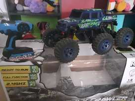 Mobil Remote Control 6WD Rock Crawler Cross Country