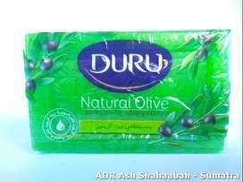 SABUN DURU NATURAL OLIVE ZAITUN ORIGINAL BPOM, Untuk Kesehatan Wajah