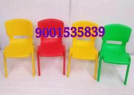 New kids play school furniture plastic baby chair