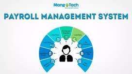 HR Payroll Management Software Cloud Web Based - Easy to use