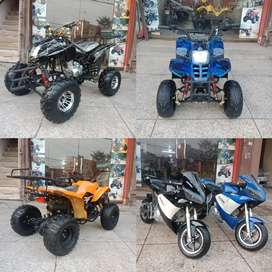 Automatic And Manual Atv Quad 2 & 4 Wheels All models available here