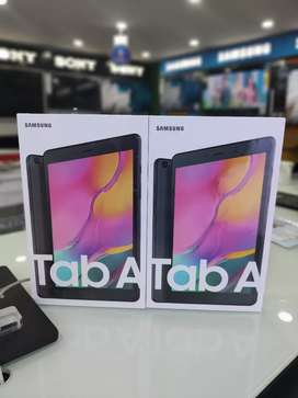 Samsung Tab A 8.0(2+32Gb) sealed and with bill EMI_BAJAJ_HDFC