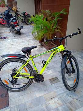 6 months old Kross cycle in very reasonable price