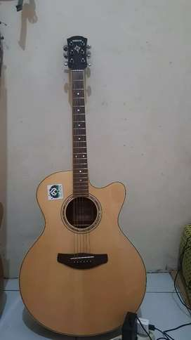 Guitar yamaha CPX 500II acoustic