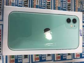 Iphone 11,Green,64GB