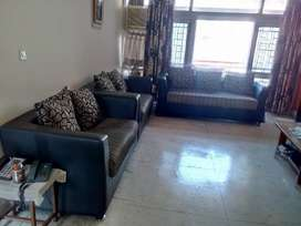 7 Seater Sofa with Back Cushions