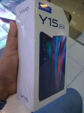 Sip Nih Vivo Y15 4/64Gb Resmi Grs