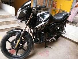 Tvs Apache RTR 160cc single owner