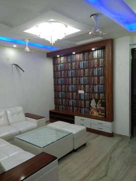 with LIFT car parking 3bedroom haLL Upper ground flat just 33Lakh