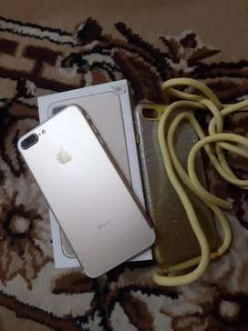Dijual iphone 7 plus 32gb