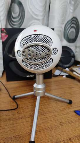Blue microphones USB Best Voice Recording Mic Best condition