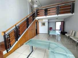 Disewakan Citylofts Sudirman Tipe Loft Luas 85m2 Unfurnished