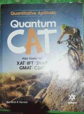 Quantum CAT by Sarvesh K Verma (arihant)