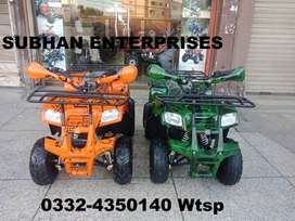 Outstanding Stock Atv Quad Four Wheels Bikes Deliver In All  Pakistan