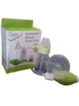 Claire's Manual Breast Pump / Pompa ASI Manual
