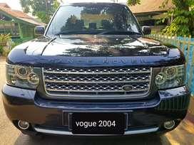 Range rover vogue 4.4 cc 2004 full facelift 2011 istimewa full ori