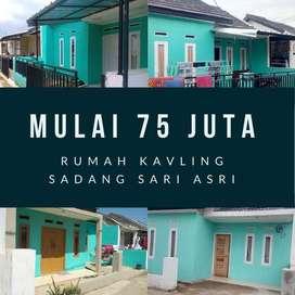 Rumah Kavling Cocok u/ Investasi Bandung Selatan