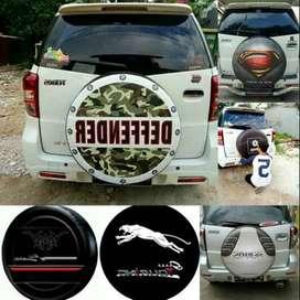 Cover/Sarung Ban Toyota Rush/Terios/Panther/CRV Sendiri Mantap empat