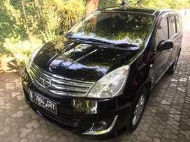 Nissan Grand Livina XV 2013 Matic Hitam