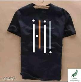 Men's attractive T-shirts ( pure cotton, summer wear)