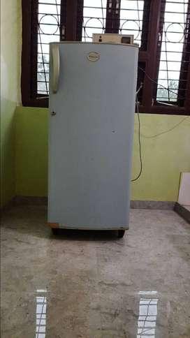 Electrolux fridge...