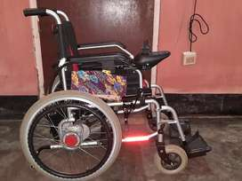 Electric power wheelchair for patient. Call- 70992600and71.