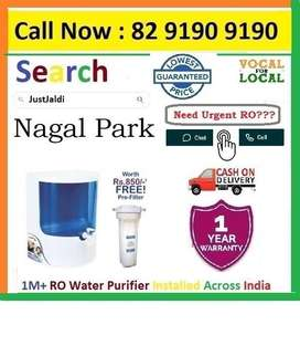 Nagal Park Dolphin RO Water Filter Water Purifier  Cash On Delivery. F