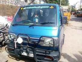 Maruthi Omni Car