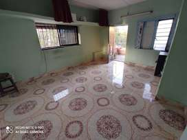Road front 2 BHK flat for urgent sale at prime location.