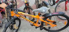 Hercules non-gear cycle
