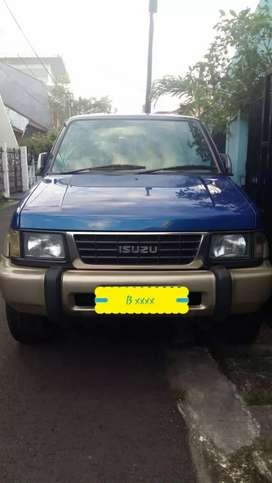 Jual Mobil Panther Hi Sporty Th 2000