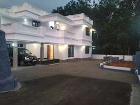 New 2500sqft independant villa ready for sale