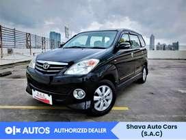 [OLX Autos] Toyota Avanza 2010 1.5 S Bensin Hitam #Shava