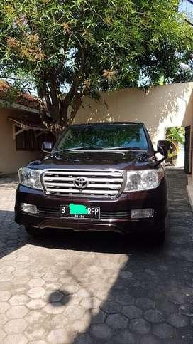 Toyota Land Cruiser 2008 Japan For Sale