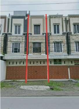 Dijual Ruko Daerah krakatau, Siap Huni (NEGO SAMPAI JADI)