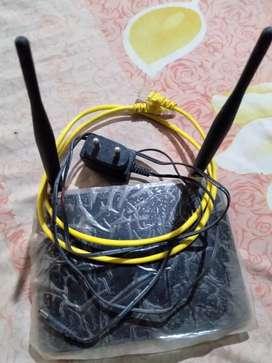 D-link DIR-615 Wireless N 300 Router(Black)