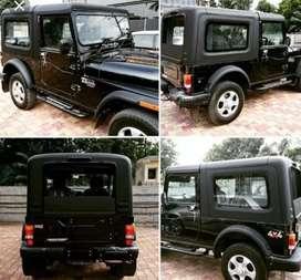 Mahindera thar Di jeep