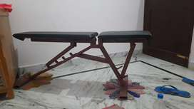 Jym equipment inclined declined bench