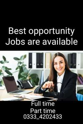 Jobs are available