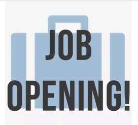 Vacancy open for welder